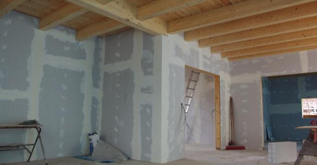 Schwedenhaus innenausbau  Schwedenhaus in Holzrahmen-Bauweise mit Holz-Pellet-Heizung ...