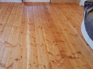 Holzfußboden  Holzfußboden aus Douglasie - HOLZBAU JENSEN